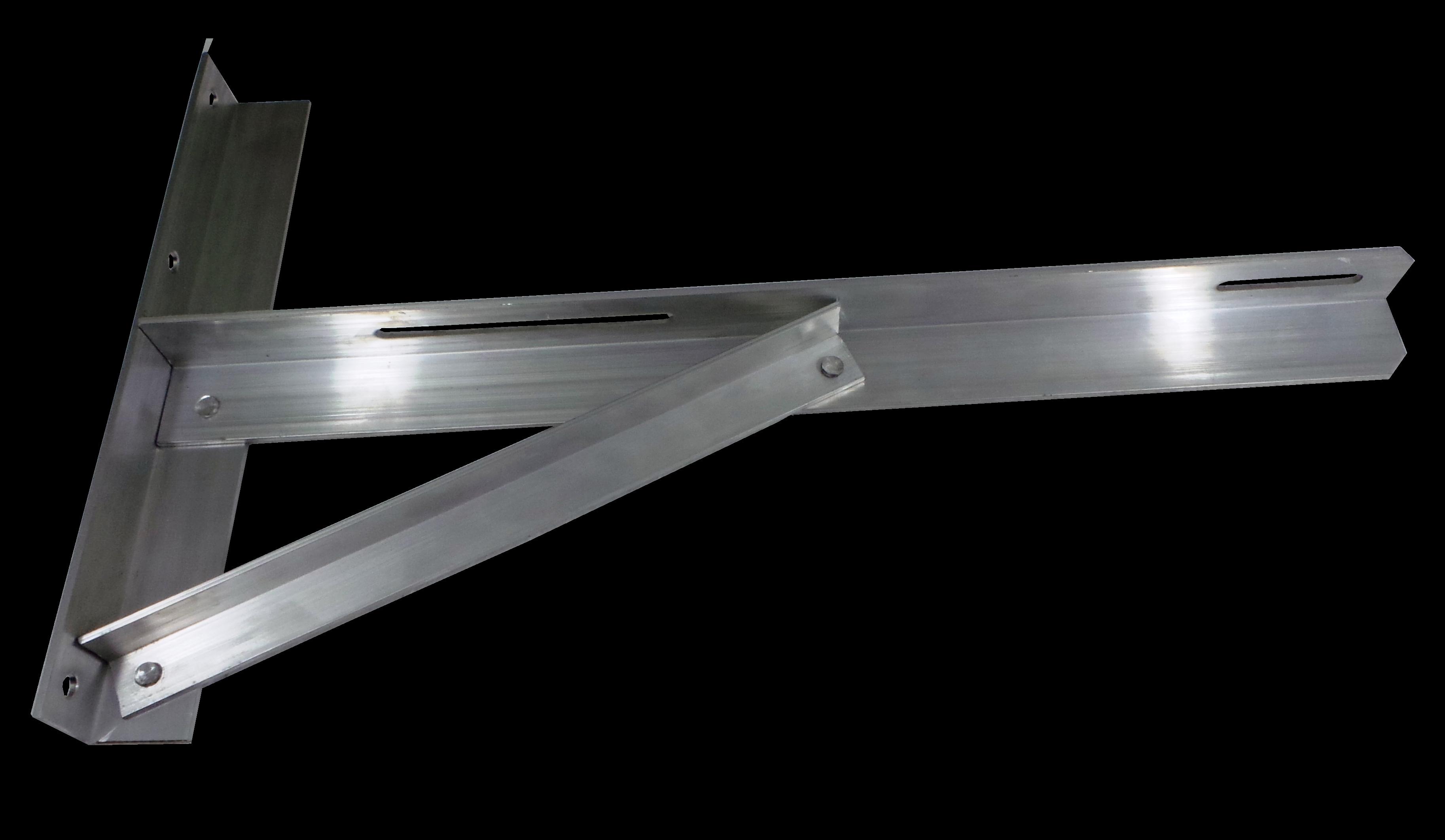 #517A7A  150 suporte para pranchas de surf e stand up su106 suporte surf ø 5 8 1456 Suporte Ar Condicionado Janela Aluminio